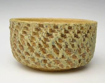 succulent planter ceramic pottery cactus planter handmade turquoise green rust bonsai planter herb plant pot  5 1/4 x 2 3/4 Free shipping d2