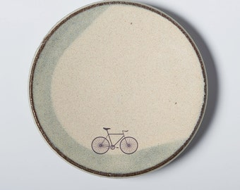Small Bicycle Saucer