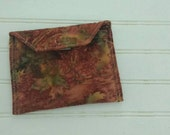 Mini Fabric Wallets - Rus...