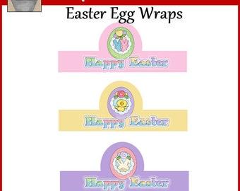 Easter Egg Wraps 1