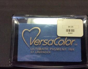 VersaColor  Ultimate Pigment Ink Lavender #37