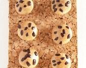 Decorative Pushpins, Home Decor, Office Decor, Thumbtacks, Thumb tacks, Push pins, Pushpins, Cookie Pushpins, Cookie Thumbtacks