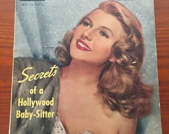 Movieland Movie Magazine May 1949 Rita Hayworth