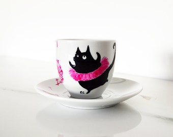 Happy Animals Coffee Cup