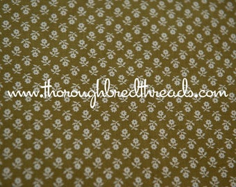Little Daisies - Vintage Fabric New Old Stock Juvenile 50s 60s 36 in wide