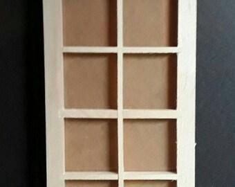 Miniature window