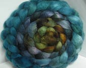 BFL/Cashmere/Bombyx 50/25/25 Roving Combed Top - 5oz -Riverboat 2