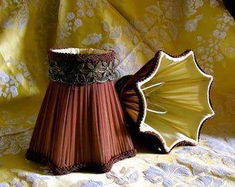 Exotic Lamp Shades vintage lampshade | etsy