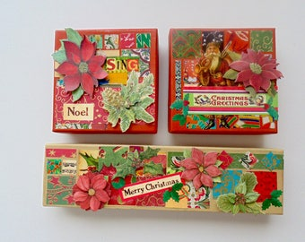 Christmas gift boxes, Gift Boxes, Holiday gift boxes.