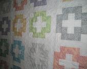 Criss Cross quilt