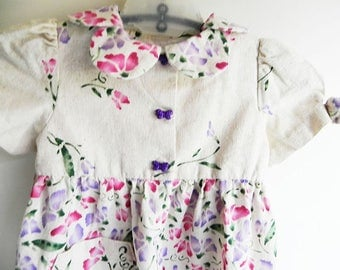 Toddlers sweet pea dress Size 2T