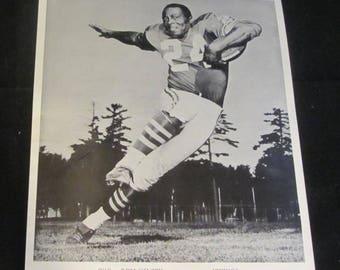 "Tom ""Tommy"" Wilson 8x10 Press Photo Vintage 1960's  Minnesota Vikings"