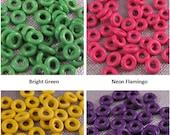 6mm Orings Buna Rubber - choose package & color