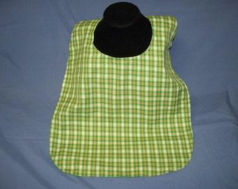 Adult Bib, Clothing Protect (Free US Shipping)