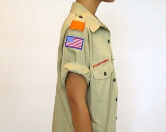 35% OFF SPRING SALE The Boy Scouts of America Shirt