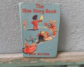 The Blue Story Book by Enid Blyton 1956