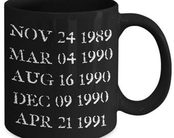 Library Stamps Books Librarian Coffee Mug