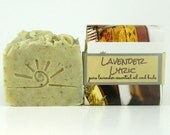 Herbal Lavender Soap / All Natural Soap / Lavender Lyric