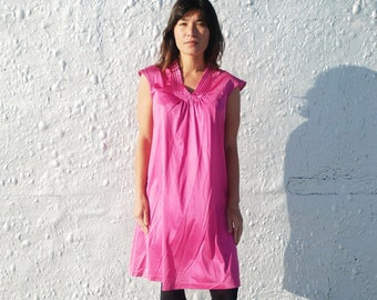 CLEARANCE Vintage 1960s Pink Nighty Mid Century Sleepwear by Collectibles by JC Penney M/L/Xl