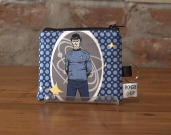 Star Trek Mini Wallet with ID Holder