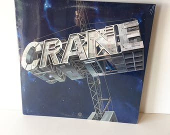 SEALED Crane Vinyl Record Album 1978 EMI Capital Rock