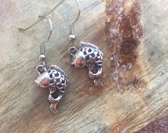 Koi charm earring set 501