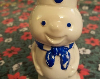 very old pillsbury doughboy pepper shaker only