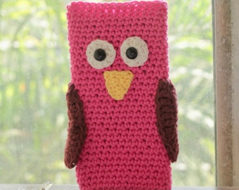 iphone 5s Crochet Mobile Cozy/Cover