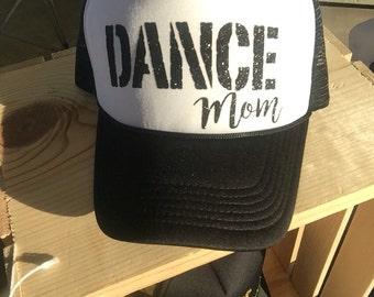 Dance mom hat