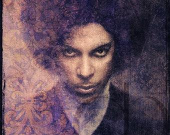 Prince - Limited Edition Print 11 x 17