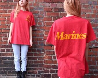 Vintage 90's Marines T-Shirt