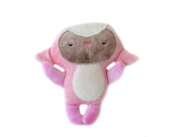 Plush Lamb Stuffed Toy