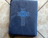 Custom Bible cover reserved for PEGGY, Bible cover, Bible book cover, Embroidered Bible Cover, personalized Bible cover, for men