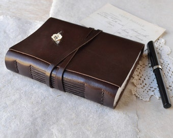 Leather and Lace Journal