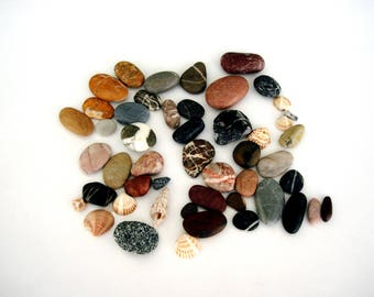 Beach Pebbles, Sea stone Craft Pebbles beach stones