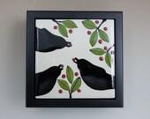 Bird Tile box