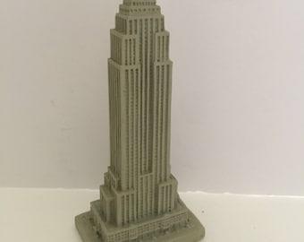 Vintage Empire State Building Souvenir