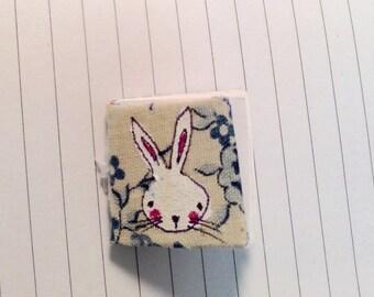 Mini teeny tiny blank book