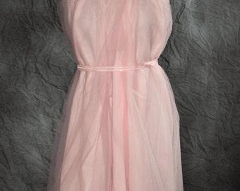Pale Pink Fairy Dress