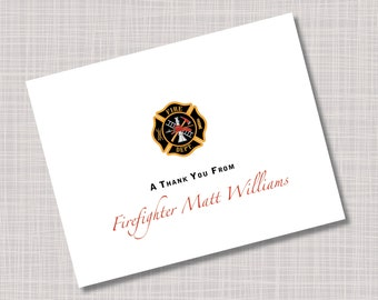 Items similar to custom firefighter clothespin peg doll on for Personalized firefighter letter art