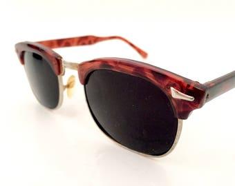 Vintage Sunglasses - Thick Glasses Frames - Reading Glasses Men - Mens Glasses Women - Eyewear - Womens Glasses Women Mens Sunglasses Men