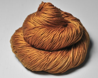 Passing leaf storm - Silk/Cashmere Fingering Yarn