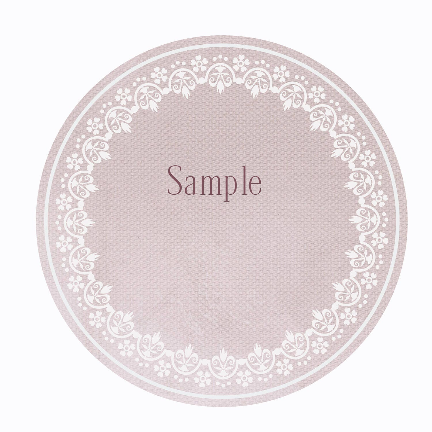Tag templates decorative tags circle tags templates for Circle gift tag template