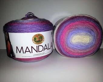 Mandala Yarn Wood Nymph #200