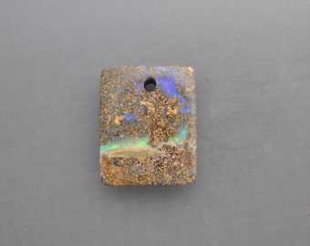 Boulder Opal Bead