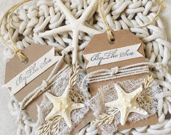 RESERVED FOR JOYCE  Gift Tags-By The Sea Tags