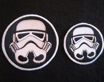 Embroidered Star Wars Iron On Patch, Star Wars Patch, Star Wars, Iron On Applique, Star Wars Applique
