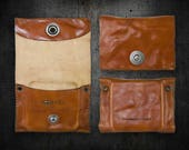 2017 Leather Coin Purse - - LIGHTBROWN