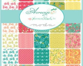 Moda Cotton Quilt Fabric Layer Cake, Acreage 10 inch Quilt Squares Patch Work Quilt Fabric