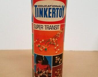 Vintage Original Tinker Toy